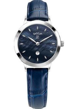 цена Gryon Часы Gryon G641.16.36. Коллекция Classic онлайн в 2017 году
