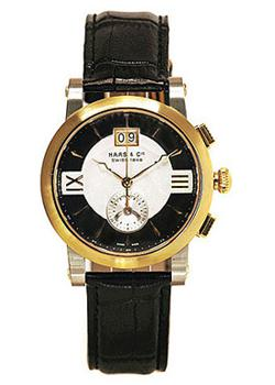 Haas Часы Haas SFMH.001.YBA. Коллекция Vitesse цена