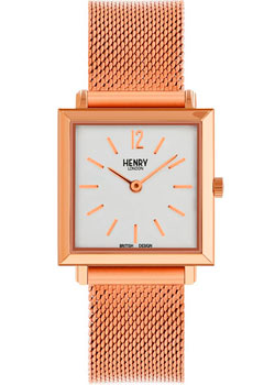 Часы Henry London Heritage Square HL26-QM-0264
