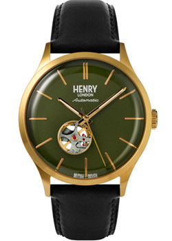 Часы Henry London Heritage Automatic HL42-AS-0282