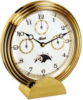 Hermle Настольные часы  Hermle 22641-002100. Коллекция обруч алюминиевый