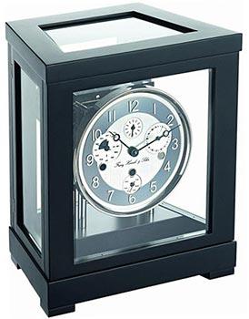 Hermle Настольные часы  Hermle 22966-740352. Коллекция hermle настольные часы hermle 23011 740791 коллекция настольные часы
