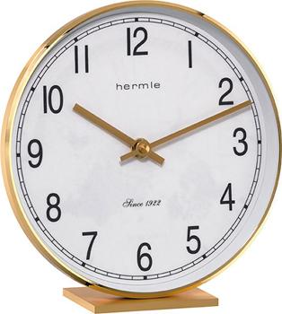 Hermle Настольные часы Hermle 22986-002100. Коллекция hermle® iron skeleton wall clock