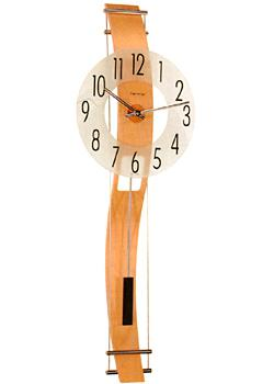 Hermle Настенные часы Hermle 70644-382200. Коллекция hermle® iron skeleton wall clock