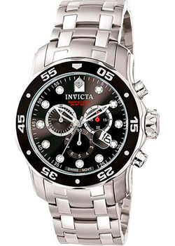 Invicta Часы Invicta IN0069. Коллекция Pro Diver invicta часы invicta in6983 коллекция pro diver