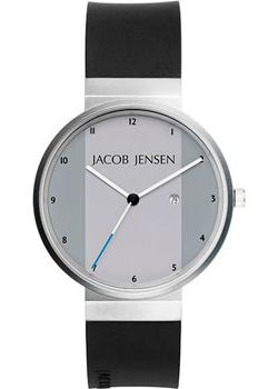 Jacob Jensen Часы Jacob Jensen JJ731. Коллекция NEW SERIES часы jacob co в ярославле