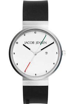 Jacob Jensen Часы Jacob Jensen JJ733. Коллекция NEW SERIES часы jacob co в ярославле