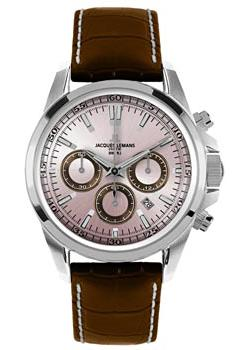 Jacques Lemans Часы Jacques Lemans 1-1117RN. Коллекция Sport jacques lemans jl 1 1647b