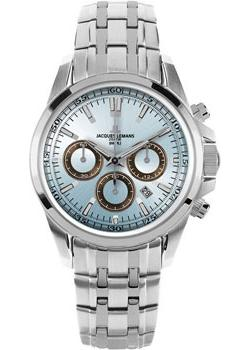 Jacques Lemans Часы Jacques Lemans 1-1117UN. Коллекция Liverpool jacques lemans liverpool 1 1847g
