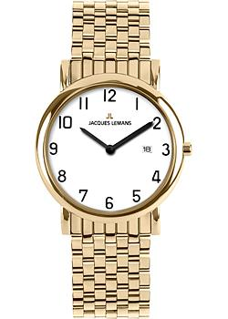 Jacques Lemans Часы Jacques Lemans 1-1370N. Коллекция Classic jacques lemans часы jacques lemans 1 1461m коллекция classic