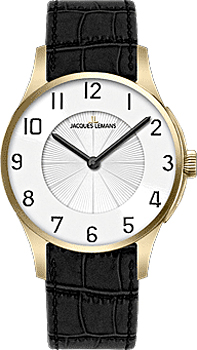 Jacques Lemans Часы Jacques Lemans 1-1462P. Коллекция Classic jacques lemans часы jacques lemans 1 1461m коллекция classic