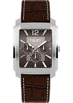 Jacques Lemans Часы Jacques Lemans 1-1463U. Коллекция Madrid madrid 1 10 000