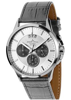 Jacques Lemans Часы Jacques Lemans 1-1542L. Коллекция Sydney цены