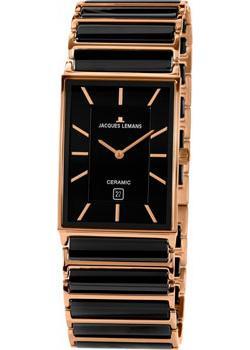 Jacques Lemans Часы Jacques Lemans 1-1592D. Коллекция Ceramic мужские часы jacques lemans мужские часы 1 1592d
