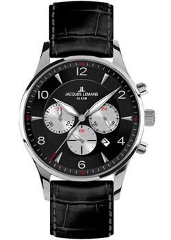 Jacques Lemans Часы Jacques Lemans 1-1654A. Коллекция London jacques lemans jl 1 1654a