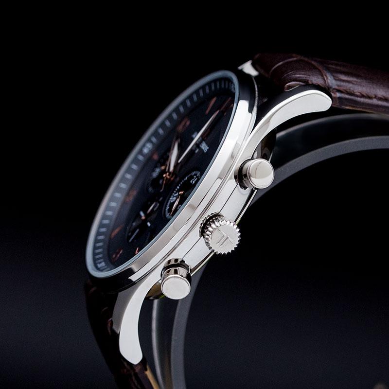 3564e084 Часы Jacques Lemans 1-1654F - купить мужские наручные часы в ...