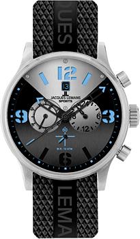 Jacques Lemans Часы Jacques Lemans 1-1668A. Коллекция Porto