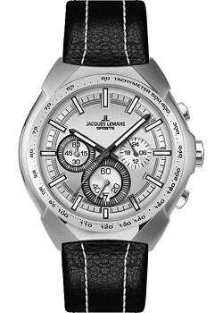 Jacques Lemans Часы Jacques Lemans 1-1675B. Коллекция Sports jacques lemans london 1 1654f