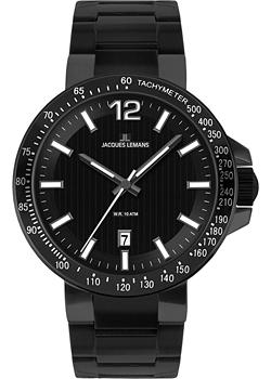 Jacques Lemans Часы Jacques Lemans 1-1695F. Коллекция Sports jacques lemans milano 1 1695f