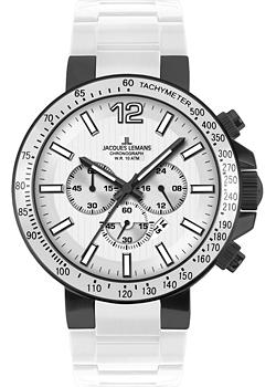 Jacques Lemans Часы Jacques Lemans 1-1696G. Коллекция Sport jacques lemans часы jacques lemans 1 1712k коллекция sport