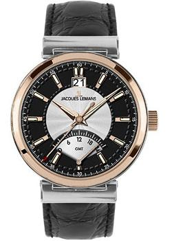Jacques Lemans Часы Jacques Lemans 1-1697B. Коллекция Classic jacques lemans часы jacques lemans 1 1727d коллекция classic