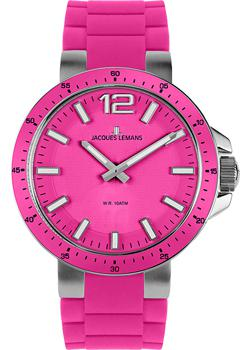Jacques Lemans Часы Jacques Lemans 1-1709i. Коллекция Sports jacques lemans jl 1 1647b