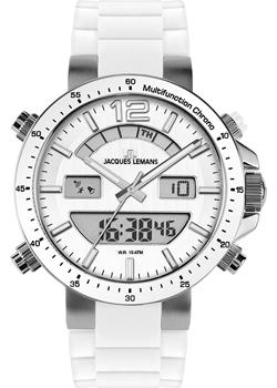 Jacques Lemans Часы Jacques Lemans 1-1712B. Коллекция Sport jacques lemans часы jacques lemans 1 1709p коллекция sport