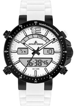 Jacques Lemans Часы Jacques Lemans 1-1712P. Коллекция Sport jacques lemans 1 1712p
