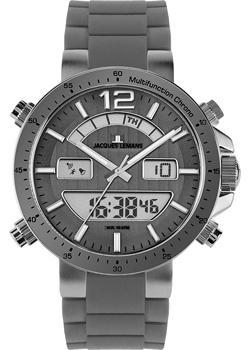 Jacques Lemans Часы Jacques Lemans 1-1712U. Коллекция Sport jacques lemans часы jacques lemans 1 1712k коллекция sport