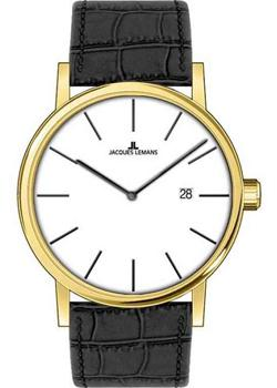 Jacques Lemans Часы Jacques Lemans 1-1727D. Коллекция Classic jacques lemans часы jacques lemans 1 1727d коллекция classic
