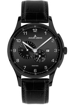 Jacques Lemans Часы Jacques Lemans 1-1731B. Коллекция London jacques lemans london 1 1654b