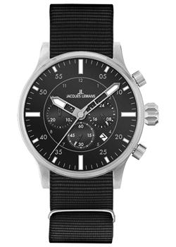 купить Jacques Lemans Часы Jacques Lemans 1-1749A. Коллекция Porto по цене 16910 рублей
