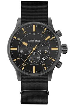 Jacques Lemans Часы Jacques Lemans 1-1749C. Коллекция Porto jacques lemans часы jacques lemans 1 1798b коллекция porto