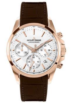 все цены на Jacques Lemans Часы Jacques Lemans 1-1752i. Коллекция Liverpool в интернете