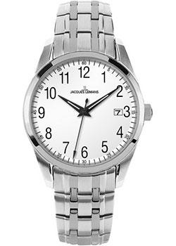 Jacques Lemans Часы Jacques Lemans 1-1769G. Коллекция Sport jacques lemans jl 1 1769g