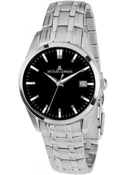 Jacques Lemans Часы Jacques Lemans 1-1769H. Коллекция Liverpool jacques lemans jl 1 1647b
