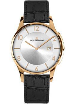 Jacques Lemans Часы Jacques Lemans 1-1777P. Коллекция London jacques lemans jacques lemans 1 1777p