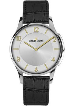 Jacques Lemans Часы Jacques Lemans 1-1778K. Коллекция London jacques lemans jl 1 1647b