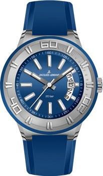 Jacques Lemans Часы Jacques Lemans 1-1785C. Коллекция Sports jacques lemans часы jacques lemans 1 1703c коллекция sports