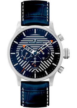 Jacques Lemans Часы Jacques Lemans 1-1795C. Коллекция Sport jacques lemans часы jacques lemans 1 1712k коллекция sport