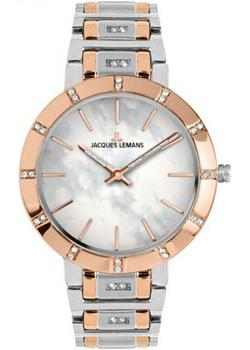 Jacques Lemans Часы Jacques Lemans 1-1825D. Коллекция Milano jacques lemans часы jacques lemans 1 1842k коллекция milano