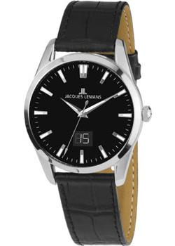 Jacques Lemans Часы Jacques Lemans 1-1828A. Коллекция Liverpool jacques lemans liverpool 1 1847b