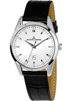 Jacques Lemans Часы Jacques Lemans 1-1828B. Коллекция Liverpool jacques lemans liverpool 1 1847b