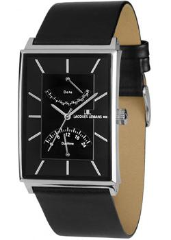 Jacques Lemans Часы Jacques Lemans 1-1835A. Коллекция York jacques lemans jl 1 1835a