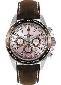 цены Jacques Lemans Часы Jacques Lemans 1-1836D. Коллекция Liverpool