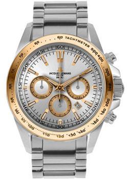 лучшая цена Jacques Lemans Часы Jacques Lemans 1-1836J. Коллекция Liverpool