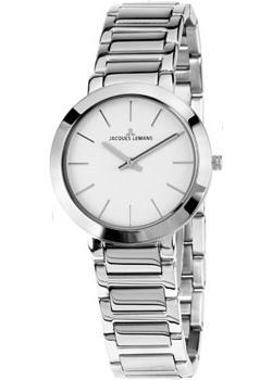 Jacques Lemans Часы Jacques Lemans 1-1842A. Коллекция Milano jacques lemans часы jacques lemans 1 1712k коллекция sport
