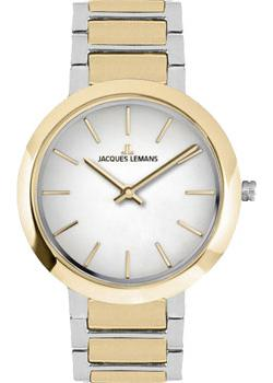 Jacques Lemans Часы Jacques Lemans 1-1842D. Коллекция Milano jacques lemans часы jacques lemans 1 1842g коллекция milano
