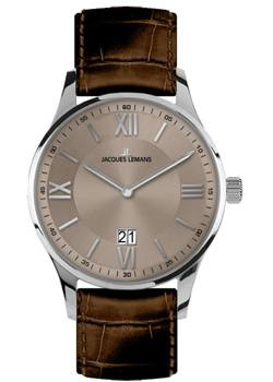 Jacques Lemans Часы Jacques Lemans 1-1845D. Коллекция London jacques lemans jl 1 1633f