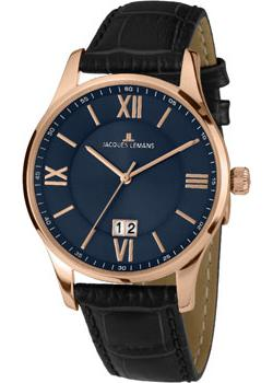 Jacques Lemans Часы Jacques Lemans 1-1845P. Коллекция London jacques lemans london 1 1654b